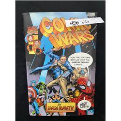 Money Comics Comic Wars Hard Cover Book