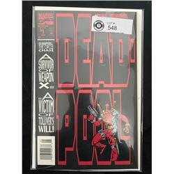 Marvel Comics Deadpool #1