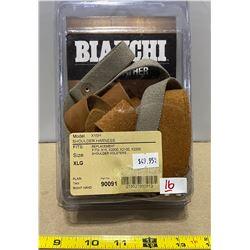 BIANCHI MODEL X15H LEATHER SHOULDER HARNESS