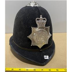 BRITISH BOBBY COUNTRY CONSTABLE UNIFORM HAT
