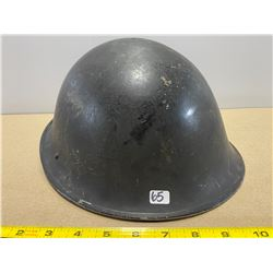1945 CND MILITARY TURTLE HELMET - FROM KOREAN WAR