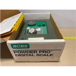 RCBS POWDER PRO DIGITAL SCALE