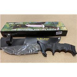 "CAL-HAWK 5.5"" HUNTING KNIFE - AS NEW"