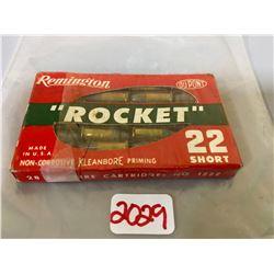 28 X REMINGTON ROCKET .22 S