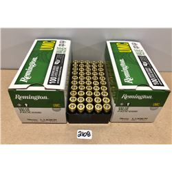 200 X REMINGTON UMC 9 MM LUGER 115 GR