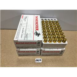 140 X WINCHESTER 9 MM LUGER 115 GR