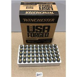 150 X WINCHESTER 9 MM LUGER 115 GR