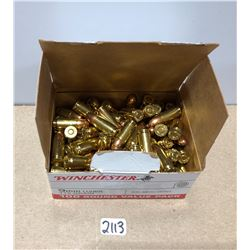 APPROX 100 X WINCHESTER 9 MM LUGER 115 GR