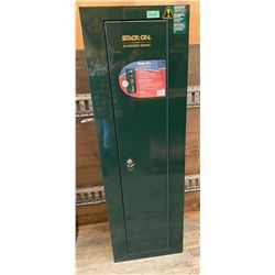 STACK-ON 10 GUN SECURITY CABINET - AS NEW