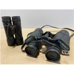LOT OF 2 BINOCULARS BUSHMASTER & TASCO 7 X 35