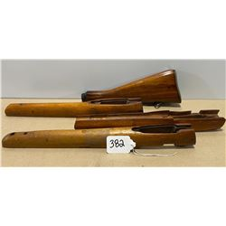 ENFIELD SPORTER STOCK SET