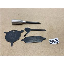 S&W / ASTRA SCREWDRIVER & SIGHT ADJUSTMENT TOOLS