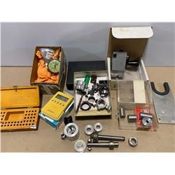 MISC LOT OF TOOLS / PARTS FOR RELOADING