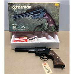 CROSMAN MODEL 38T .177 PELLET