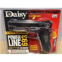 DAISY POWERLIN 693 .177 BB HANDGUN - NEW