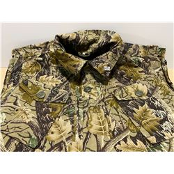 PARKLANDS CANADA CAMO CLOTHING SET - NEW