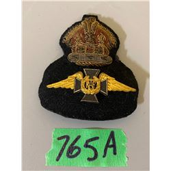 RCAF CHAPLAINS CAP BADGE