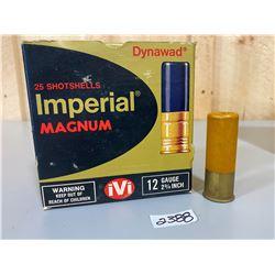 "10 X IMPERIAL 12 GA 2 3/4"" 4 SHOT"