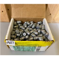 APPROX 150 .56-50 BULLETS