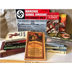LOT OF NAZI GERMANY PUBLICATIONS