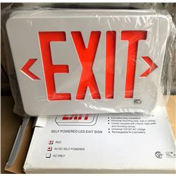 EXIT SIGN - AS NEW