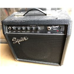 FENDER CHAMP MODEL AMPLIFIER