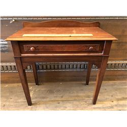 ANTIQUE EASTLAKE STYLE WRITING DESK