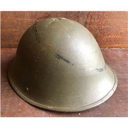 FRENCH WW II ARMY HELMET