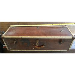 ANTIQUE CARPENTERS BOX