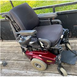 PRONTO M31 BATTERY OPERATED WHEELCHAIR
