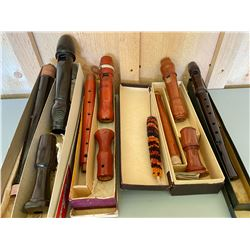 LOT OF 3 RECORDERS