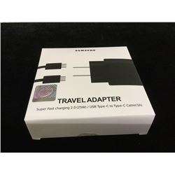 Samsung Travel Adapter - USB Type C to Type C