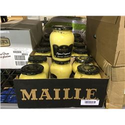 Case of Maille Dijon Mustard (6 x 800mL)