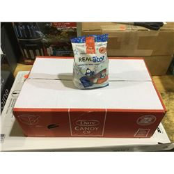 Case of Dare Candy Co Real Joy Christmas Jelly Beans (16 x 400g)