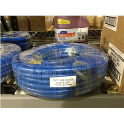 "PVC Air Hose 3/8"" x 100'"