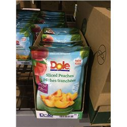 Case of Dole Sliced Peaches (8 x 382mL)