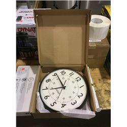 Primex Wireless Wall Clock