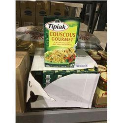 Case of Tipiak Couscous Gourmet Grains (12 x 250g)