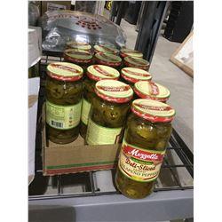 Mezzetta Deli-Sliced Jalapeno Peppers (6 x 473mL)
