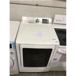 Samsung Electric Dryer with Steam - Model: DVE50M7450W/AC (AS IS)