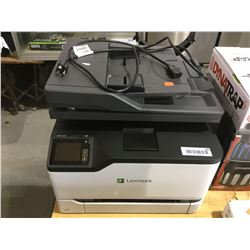 LexmarkWireless, Network Ready Color Laser All-In-One Printer- Model: MC3326