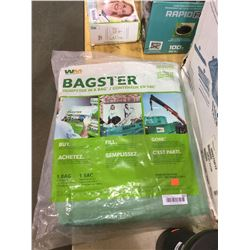 Waste Management Bagster- 1500kg Capacity Waste Disposal Bag