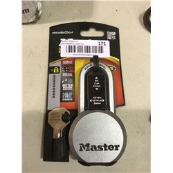 Master Lock Keyed Lock - Model: M930BLCDLH