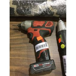 "Milwaukee 1/4"" Hex Impact Driver"
