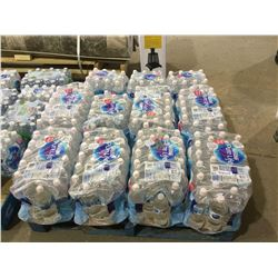 Pallet of Natural Spring Water - 11 Cases