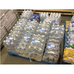 Pallet of Natural Spring Water - 13 Cases