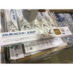 "DuraclicXtra Rigid Plank Flooring (7.1"" x 48"" x 6mm) 10/Box - 23.64sq ft"