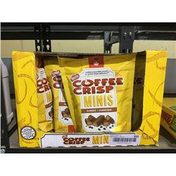 Case of Coffee Crisp Minis