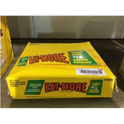 Eatmore King Size Bars (24 x 75g)