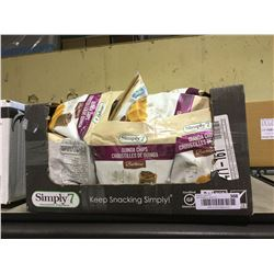 Case of Simply 7 Quinoa Chips